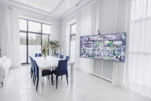 Галерея кухонных штор фото-12