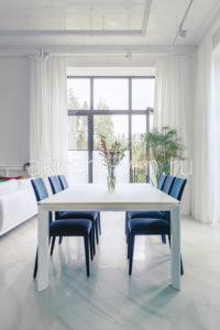Галерея кухонных штор фото-13