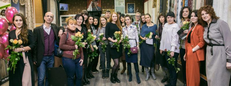 Международный женский день в «Акценте»