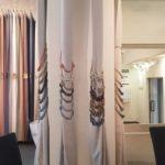 """Выставка продаж тканей и аксессуаров для штор фабрики """"Gerster"""""""