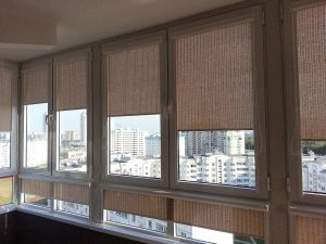 Шторы для балкона 6