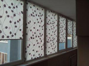 Шторы для балкона 8