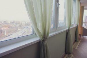 Шторы для балкона 2