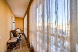 Шторы для балкона 7