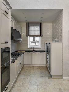 Кухонные шторы в интерьере фото